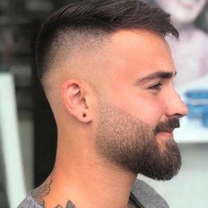 Trimmed Beard Styles, Faded Beard Styles, Long Beard Styles, Beard Styles For Men, Hair And Beard Styles, New Beard Style, Hair Styles, Goatee Beard, Beard Haircut