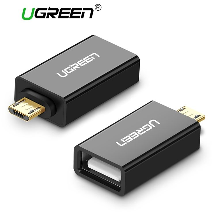 2.98$  Know more - Ugreen Micro USB to USB OTG Adapter Male to USB 2.0 Micro Adapter Converter for Samsung Xiaomi LG Huawei Android Mobile Phones   #buymethat