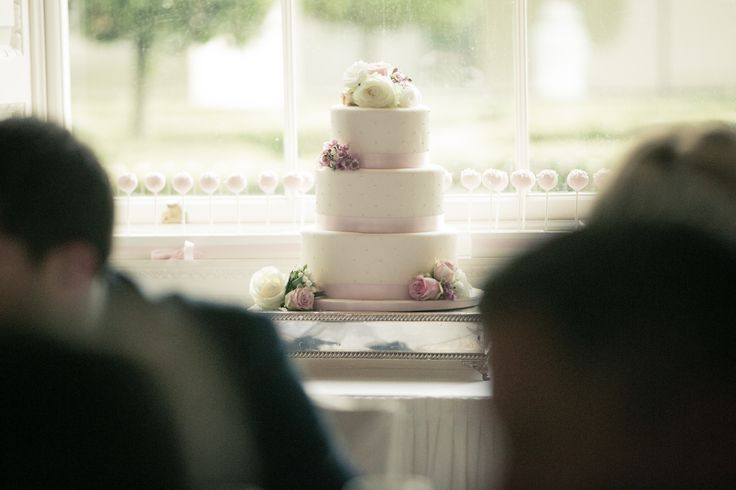 Wedding Cake at The Merrion hotel