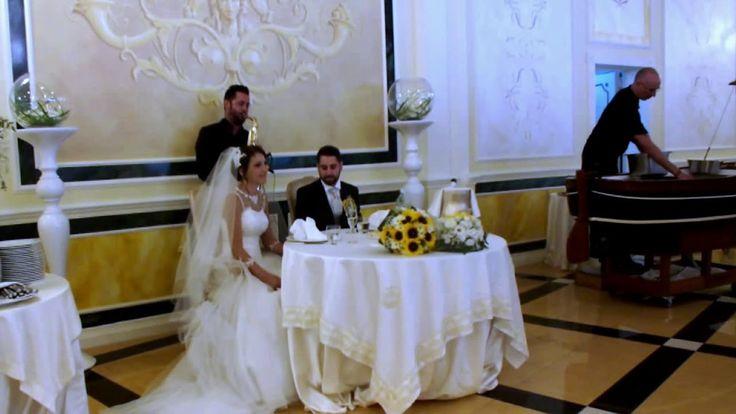 Musica matrimonio Lecce, Bari, Brindisi e Taranto sassofonista
