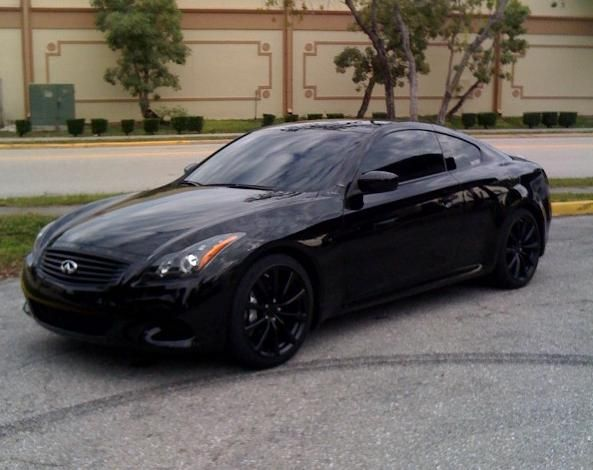 Blacked Out G37 Vrrroom Vrooom Pinterest