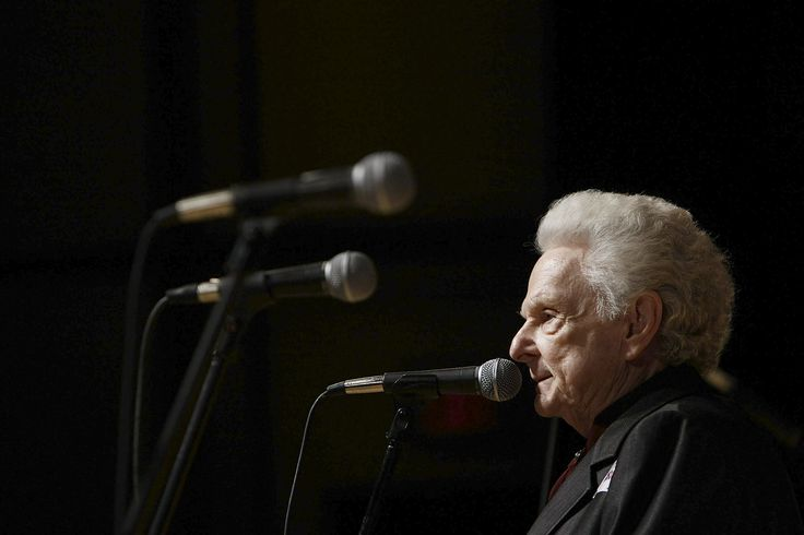 "After a long battle with skin cancer, bluegrass pioneer Ralph Stanley died overnight at the age of 89. Since forming his first band in 1946, Stanley's haunting voice came to epitomize the bluegrass genre's ""High Lonesome"" sound, and he won a Grammy for his performance of ""O Death"" in the film ""O Brother, Where Art Thou?"" The NewsHour looks back at Jeffrey Brown's 2002 interview with Stanley."