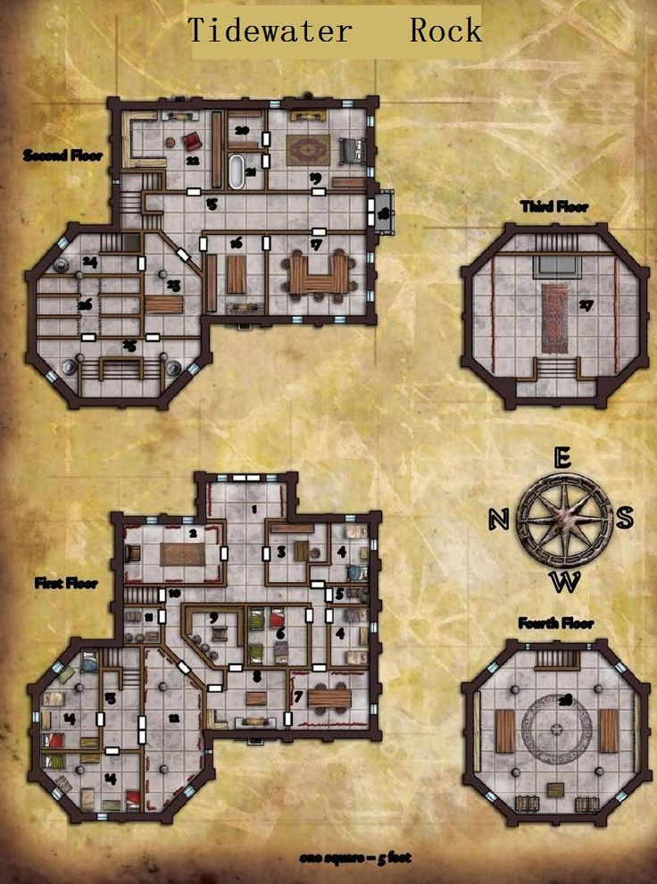 1000 Images About DampD Maps CastleKeeps On Pinterest