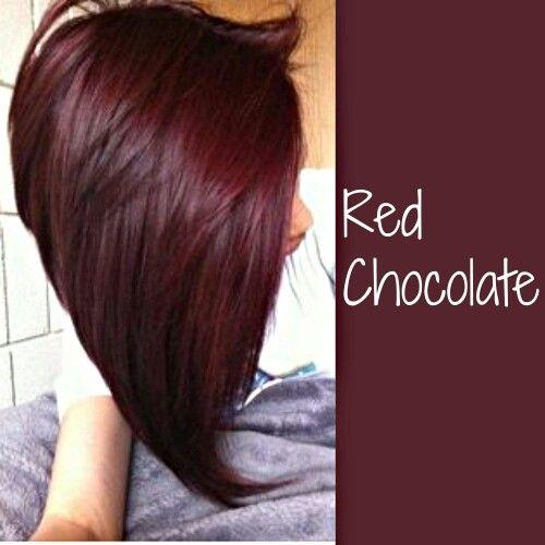 Best 25+ Mahogany red hair ideas on Pinterest | Plum hair ...