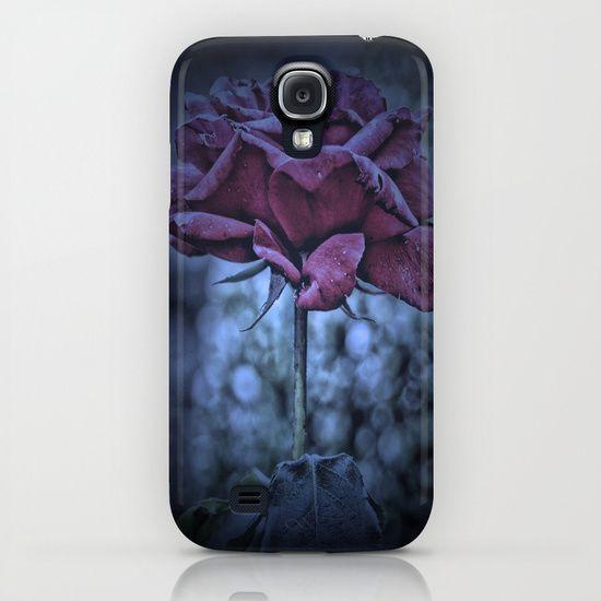 Purple Rose iPhone & iPod Case by AngelEowyn. $35.00