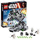 LEGO Star Wars 75100: First Order Snowspeeder by Star Wars  (31)Buy new:  £39.99  £20.00 135 used & new from £20.00(Visit the Bestsellers in Toys & Games list for authoritative information on this product's current rank.) Amazon.co.uk: Bestsellers in Toys & Games...