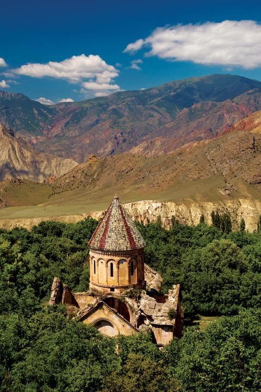 Karadeniz Yusufeli Gürcü Gürcü kiliseleri, Artvin