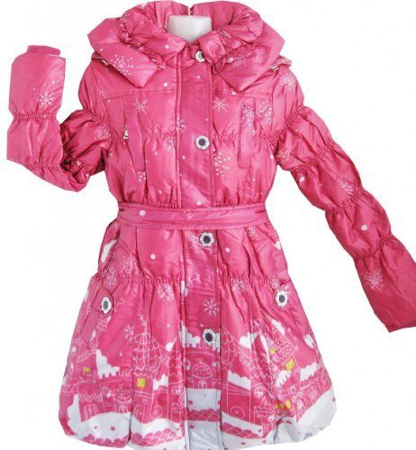 Sunny Fashion Mädchen Outerwear Nach Unten Wärmste Mantel Hoodie Puffer Schnee Drucken von Sunny Fashion, http://www.amazon.de/dp/B00FPEUE70/ref=cm_sw_r_pi_dp_3j8Asb1S78GNQ