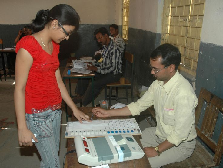 Re – Polling Has Began At 48 Polling Stations