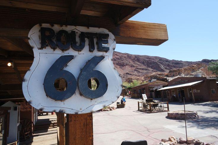 Calico, a cidade fantasma da Califórnia, fica no meio da histórica Rota 66. Confira no blog.