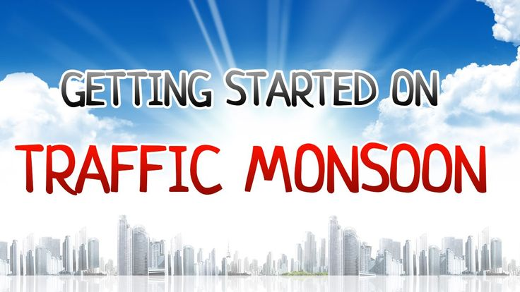 Getting Started In Traffic Monsoon