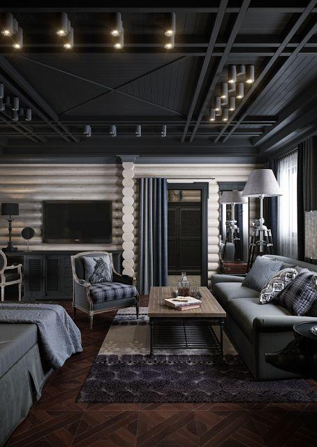 Vladimir Bolotkin blog: Hotel Room, Living room decor, living rooms, home furniture, contemporary furniture, design ideas, for more inspirations: http://www.bocadolobo.com/en/inspiration-and-ideas/