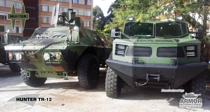 Armor International - Página 5 - América Militar