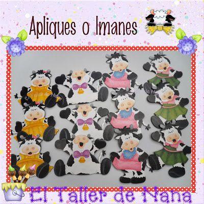 Imanes Vacas