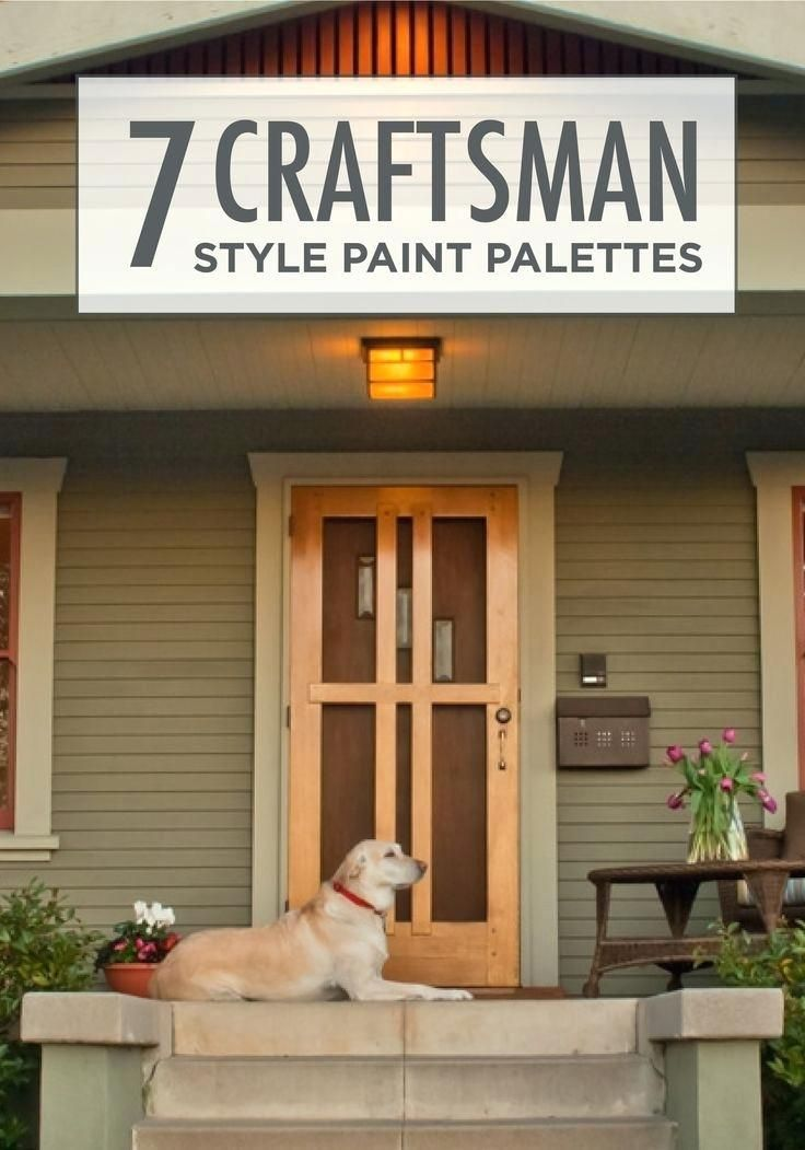 Craftsman Exterior Colors Style House Memorable Best Ideas On Home Design Bungalow Color Schemes