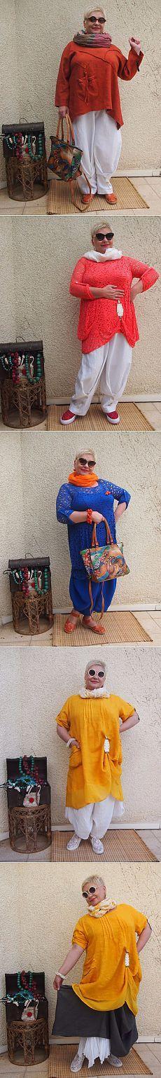 Мода для полных дам-любителей