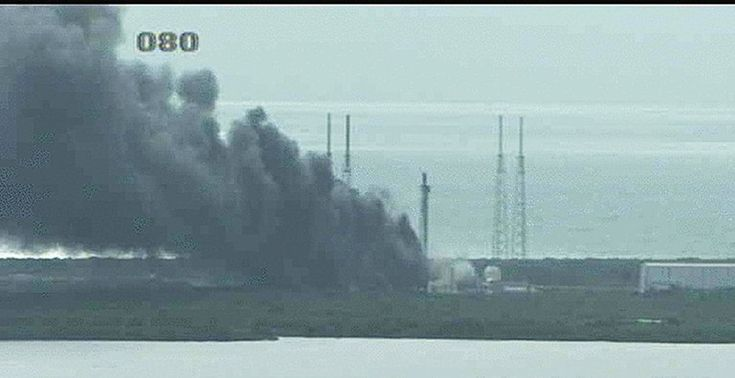 3 Months After Explosion SpaceX Plans to Launch Rocket Bearing Satellites