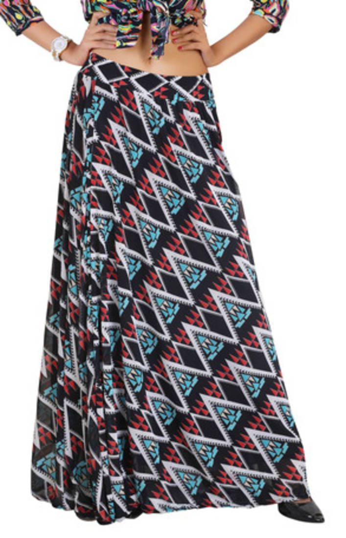Buy Long Skirt Online from Mirraw.com