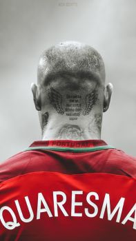 Ricardo Quaresma Portugal Lockscreen Wallpaper HD by adi-149