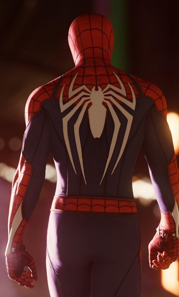 Iphone X Wallpaper Screensaver Background 187 Spiderman 4k Ultra Hd Spiderman Marvel Spiderman Amazing Spiderman