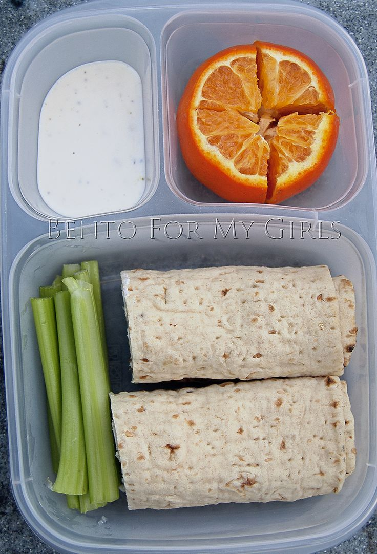 Food ideas for healthy eating - Healthy Lunch Ideas Do Not Involve Making A Sandwich What The Girls Are Having