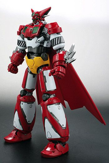 Getter Robo on Pinterest | Robots, Action Figures and Dragons