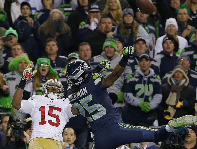 Seahawks vs 49ers, 19 January 2014 #NFCChamps