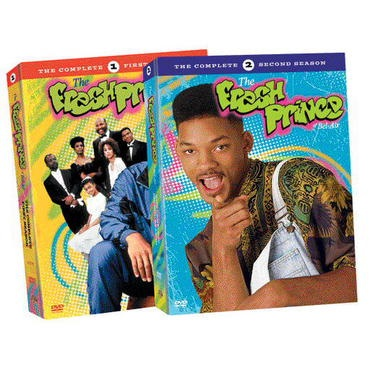 Marvelous Fresh Prince of Bel Air The The Complete Seasons Pack