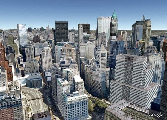 Touché! Google Plans to Announce Its Own 3D Maps Before Apple - Forbes