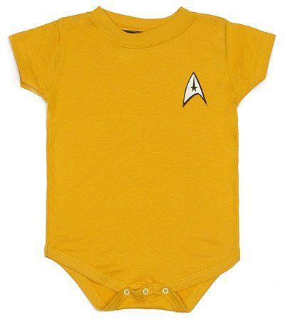 Star Trek Uniform Onesies (18 month, Gold) ThinkGeek,http://www.amazon.com/dp/B002XE7ISS/ref=cm_sw_r_pi_dp_l2oOsb0TRA9AT8TD