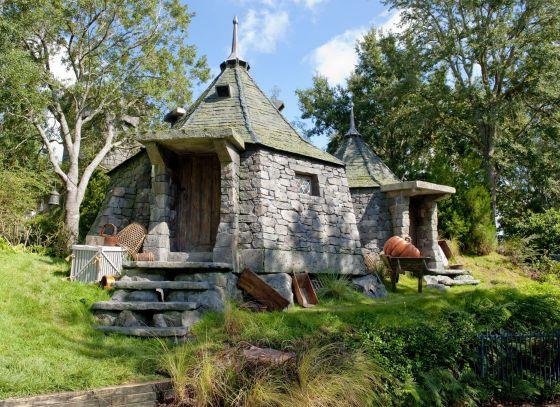 いよいよハリー・ポッターのホグワーツ魔法魔術学校をUSJに完全再現した「The Wizarding World of Harry Potter」の城の内部などが公開へ - GIGAZINE
