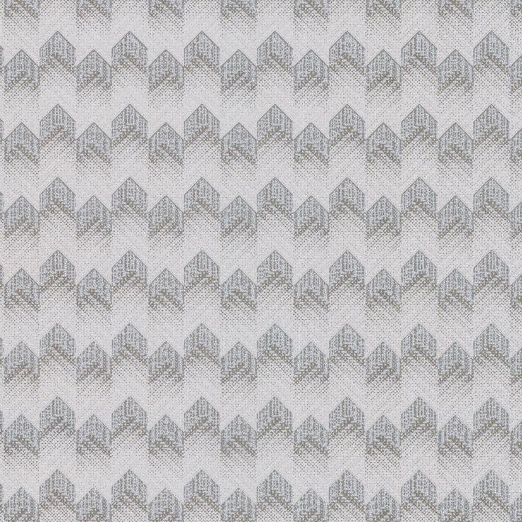 "Prism Maxwell 33' x 20.5"" Chevron Wallpaper"