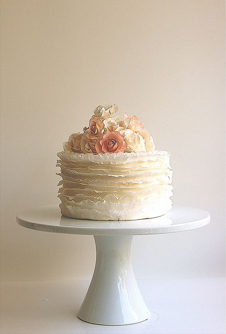 one tiered wedding cake best 25 one tier cake ideas on 18021