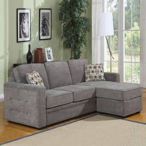 Best Sectional Couches for Small Spaces | Overstock.com