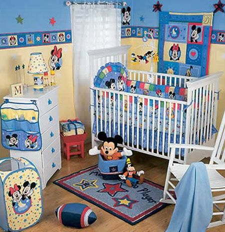 Disney Baby Nursery Decor