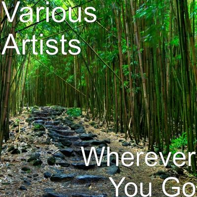 Wherever You Go - the new album with artists from Isabella Pappas to Katherine Williamson singing songs by Alan Franks.