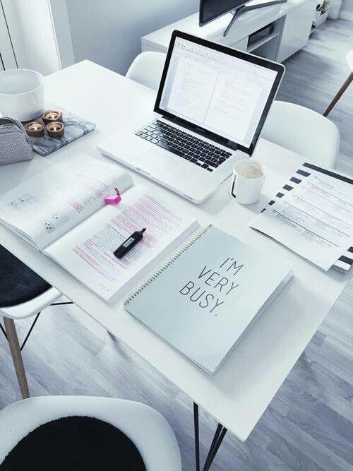 Imagem de study, school, and busy