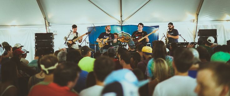 14th Sweetwater 420 Fest's Heady 'Rebrew'