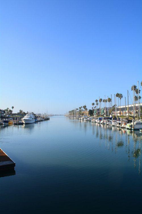 Channel Islands Harbor, Oxnard, Ventura, California by Sara Conlan
