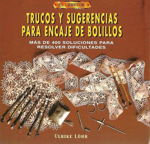 Trucos y Sugerencias para encaje de bolillos - Pepi Maneva - Picasa Web Albums
