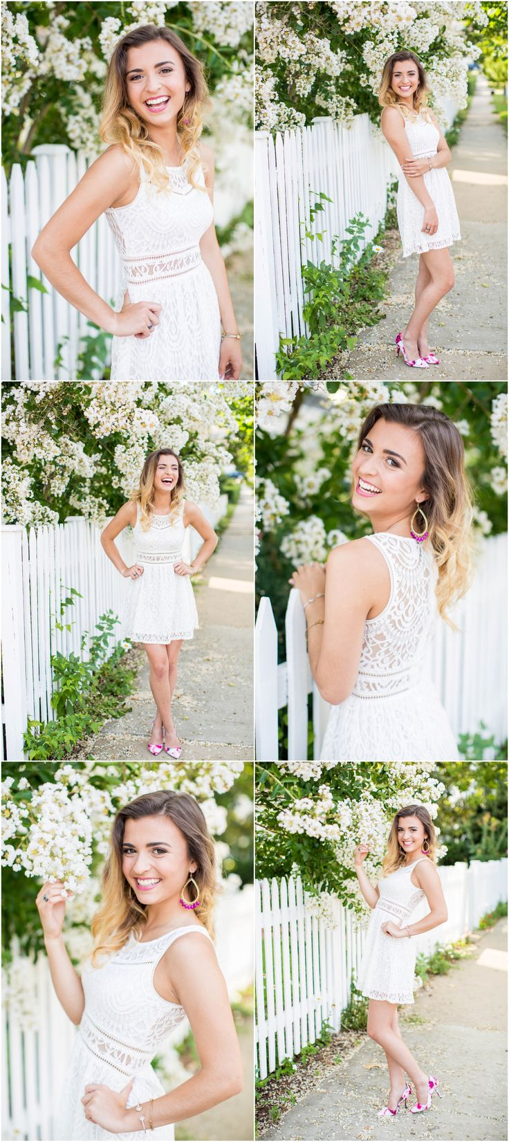 Spring and Summer Senior Session | Senior Posing Inspiration | Photography