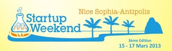 Le Startup Weekend de Nice/Sophia Antipolis 2013 aura lieu du 15 au 17 Mars 2013 au sein de l'école de commerce SKEMA Business School.