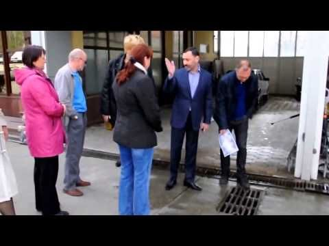 депутат ЗСК Тепляков Виктор совместно с ТОС провел обход микрорайона Завокзальный