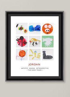 Un billet pour récapituler toutes les bonnes idées pour trier, jeter, exposer, ranger et conserver les dessins de ses enfants.