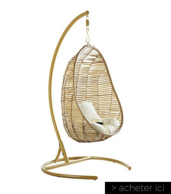Best 20 fauteuil suspendu ideas on pinterest chaise - Fauteuil oeuf suspendu pas cher ...