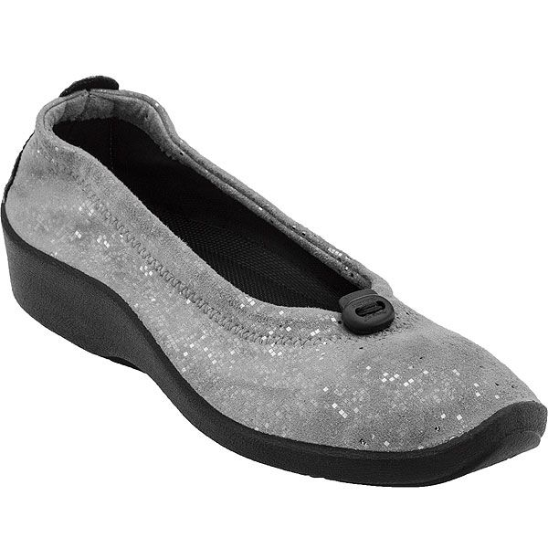 4231 Arcopedico L14 Silver Sparkle