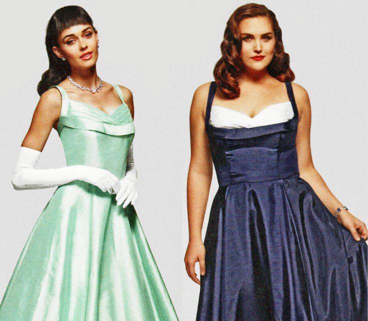50s Prom Dress Pattern Uk - Formal Dresses
