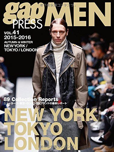 またgap PRESS MEN vol.41(2015ー201 NEW YORK, TOKYO, LONDON MEN\u0027S CO (gap PRESS  Collections)もアマゾン配送商品なら通常配送無料。