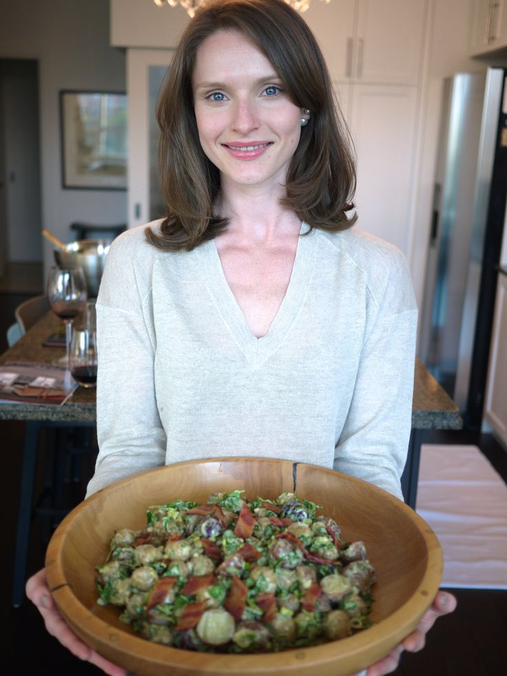 healthy potato salad - kaleighskitchen.com