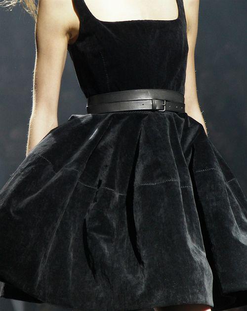 Lanvin -- I adore this dress!